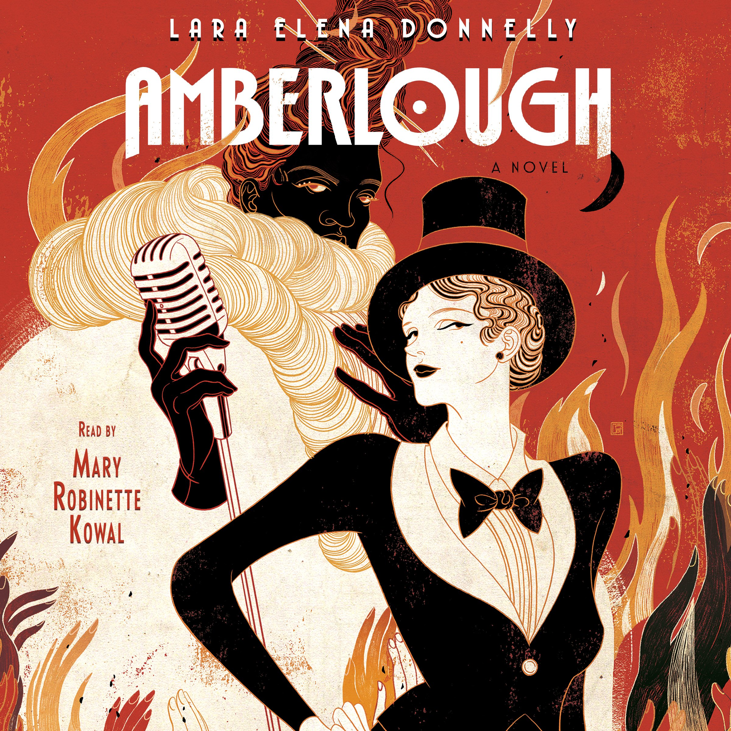 Amberlough: A Novel by Unknown (Image #1)