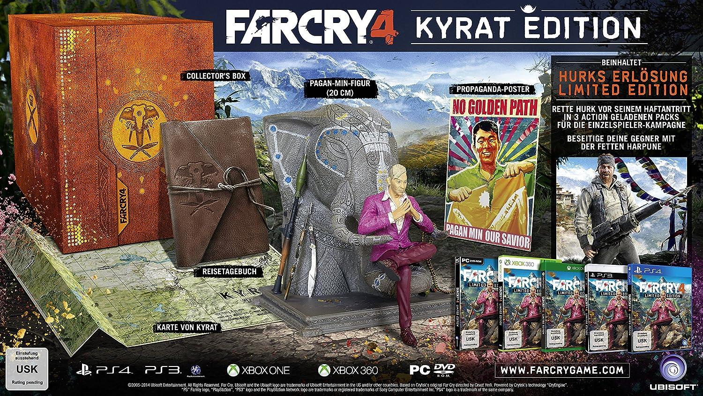 FAR Cry 4 - Kyrat Edition [Importación Alemana]: Amazon.es ...