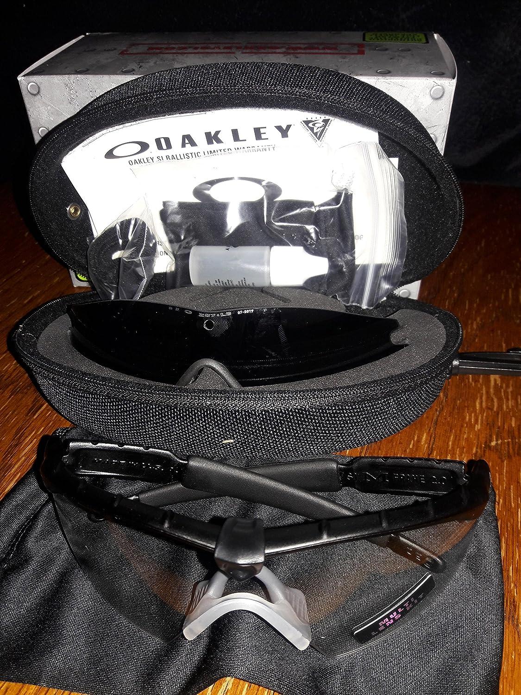 Amazon.com : Oakley Si Ballistic M-frame 2.0 Array - Black Frame ...