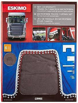 Amazon.fr : Lampa - 98627 - Set de Rideaux Eskimo pour Camion