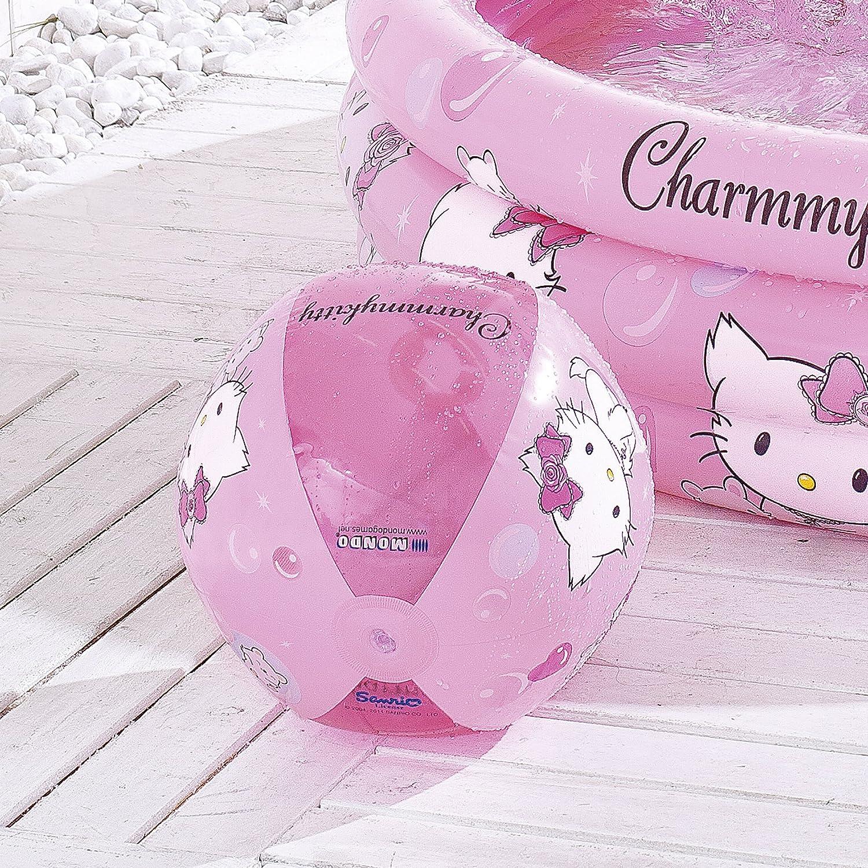 Mundo 16061 – Pelota Hinchable Beach Ball Charmmy Kitty D.50 ...