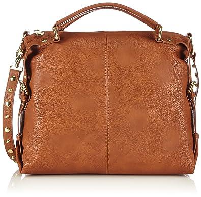 bb6321cdadf0 Steve Madden BMILA 03110144 Women s Shopper 37x31x6 cm (B x H x T) brown