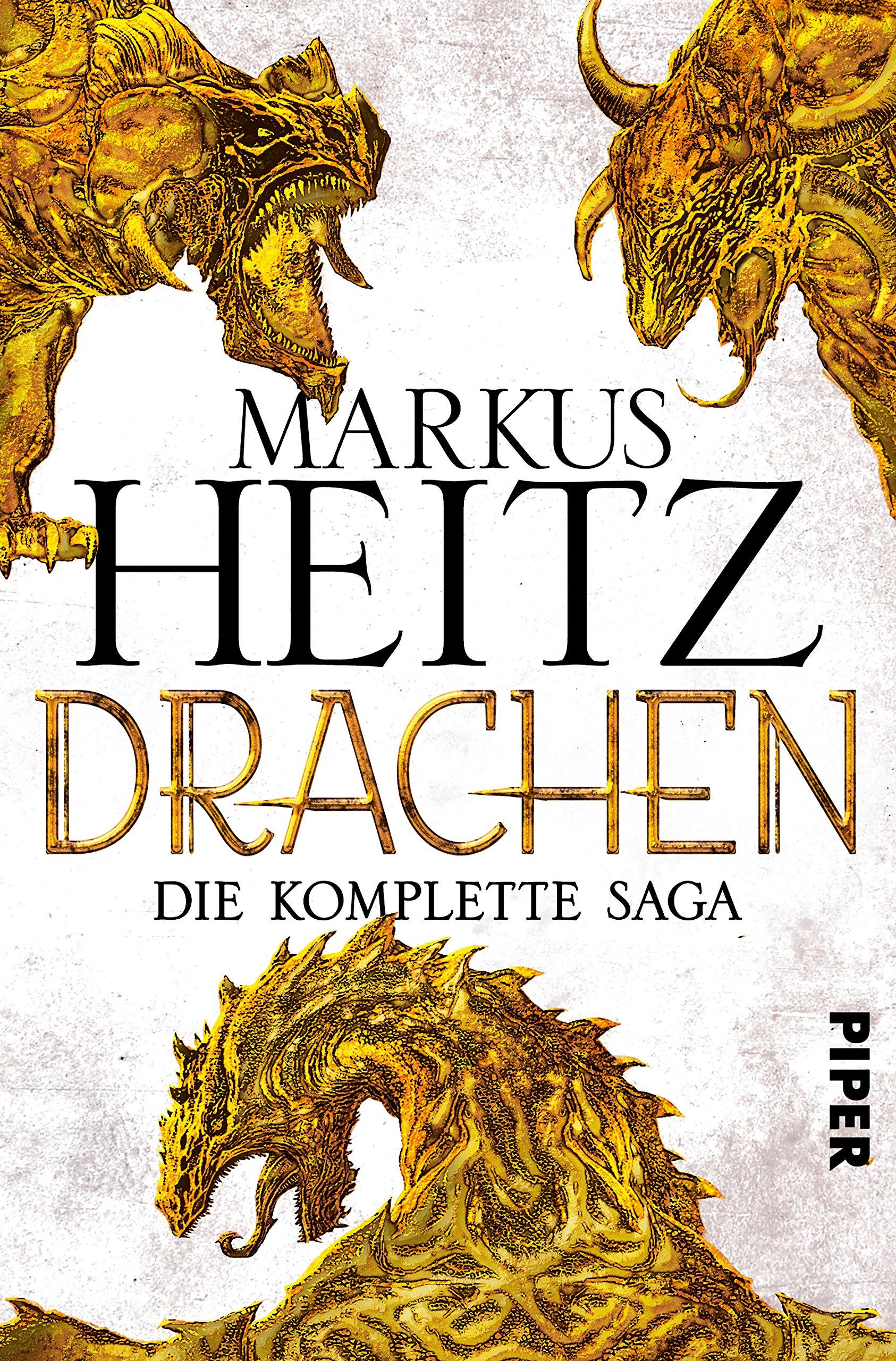 Drachen: Die komplette Saga (Die Drachen-Reihe)