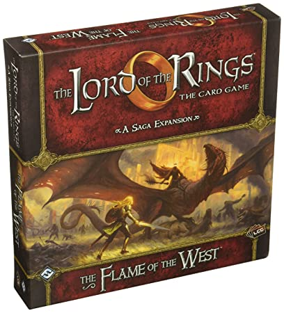 Image result for lotr lcg flame of the west""