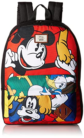 Vans Old Skool II - Mochila de Mickey y amigos Multicolor Unica: Amazon.es: Equipaje
