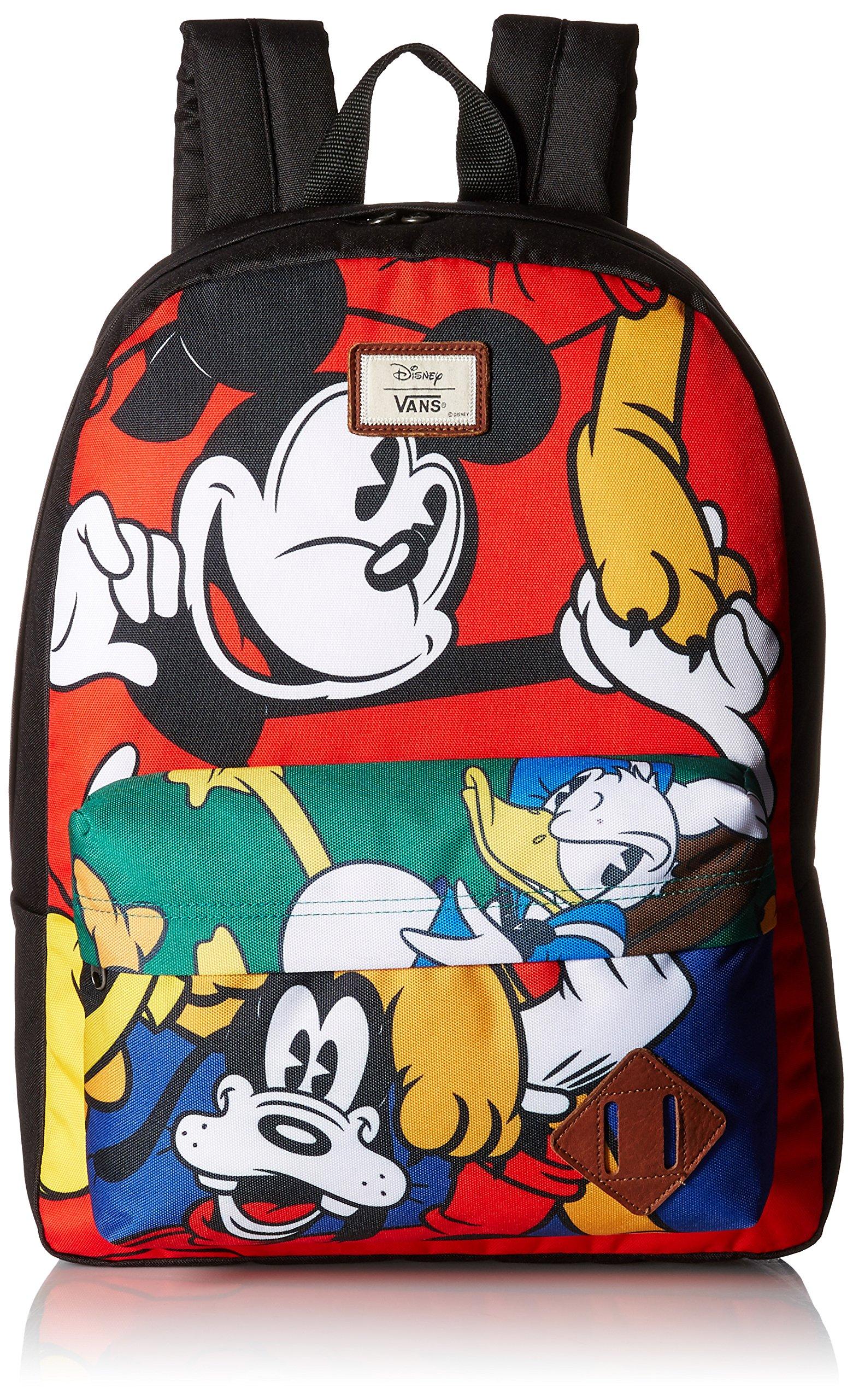 Vans Boys' Old Skool II Backpack, Mickey & Friends One Size