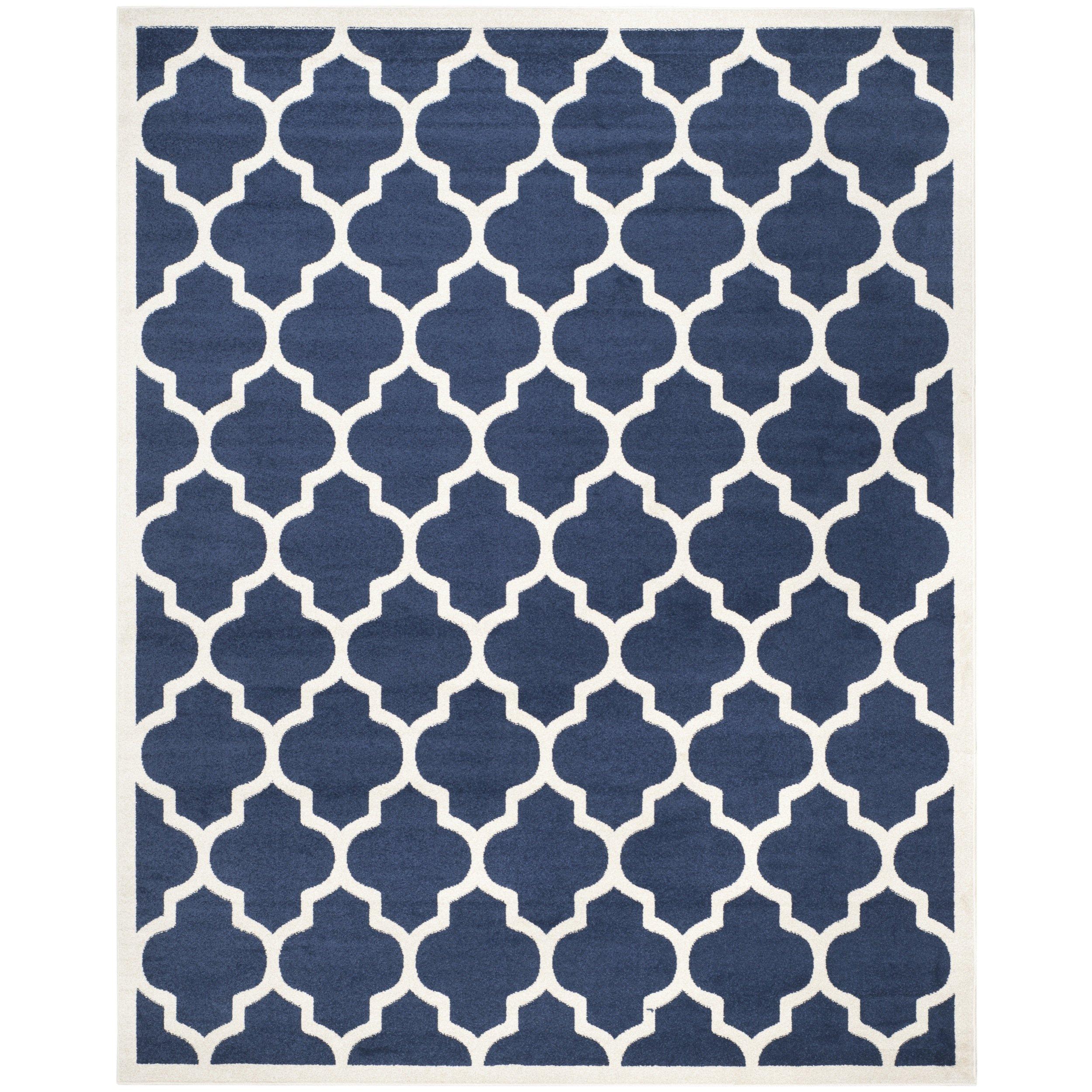 outdoor rug blue 9x12. Black Bedroom Furniture Sets. Home Design Ideas