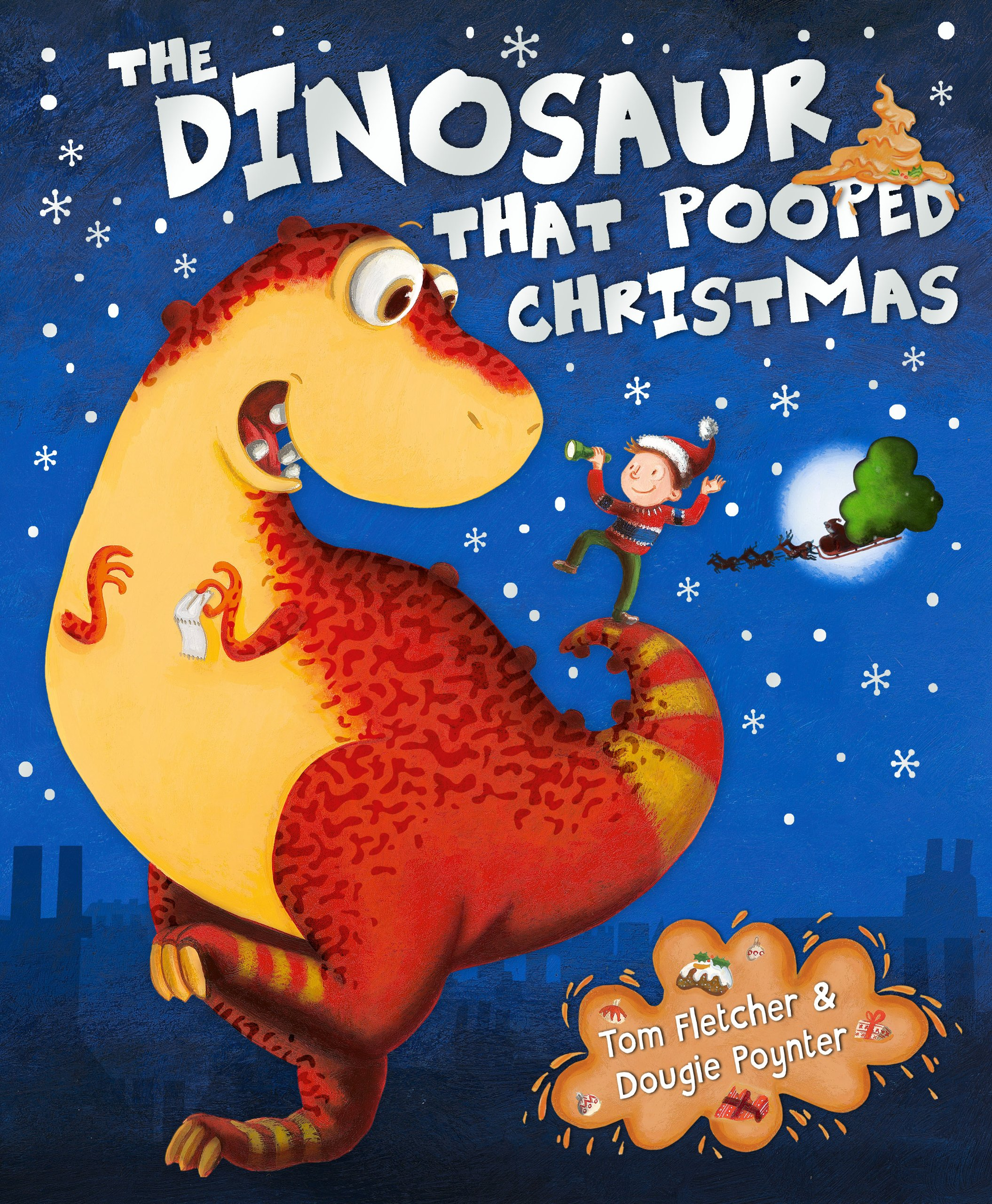 The dinosaur that pooped christmas tom fletcher dougie poynter the dinosaur that pooped christmas tom fletcher dougie poynter garry parsons 9781849417792 amazon books fandeluxe Image collections