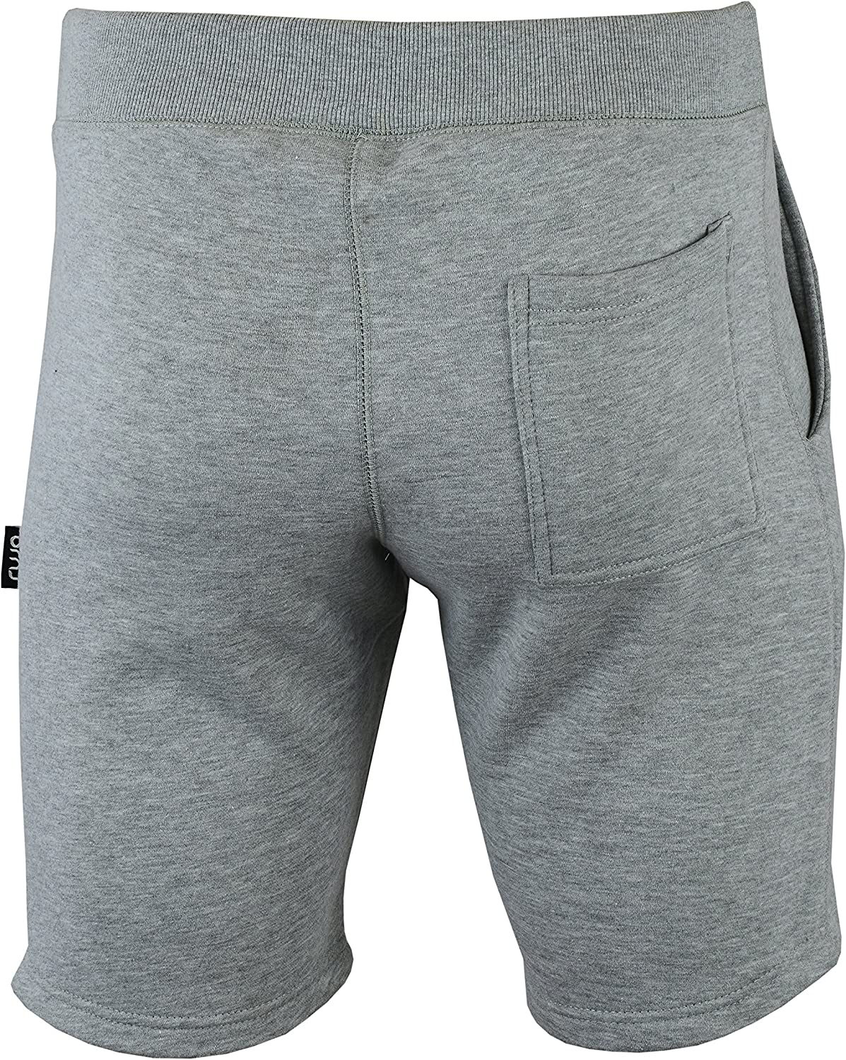 Ruja Men's Pro Athletic and Training Fleece Sweat Shorts (Colors Available) at  Men's Clothing store