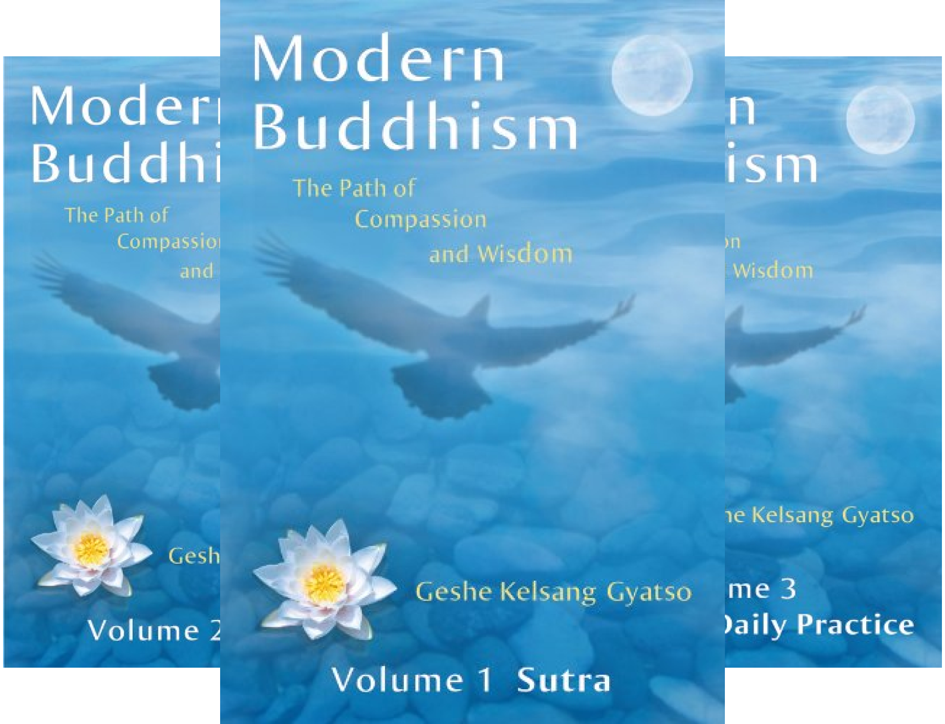 Modern Buddhism (3 Book Series)