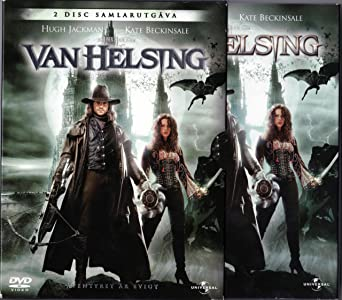 Van Helsing Two Disc Collector's Edition w/subt: English