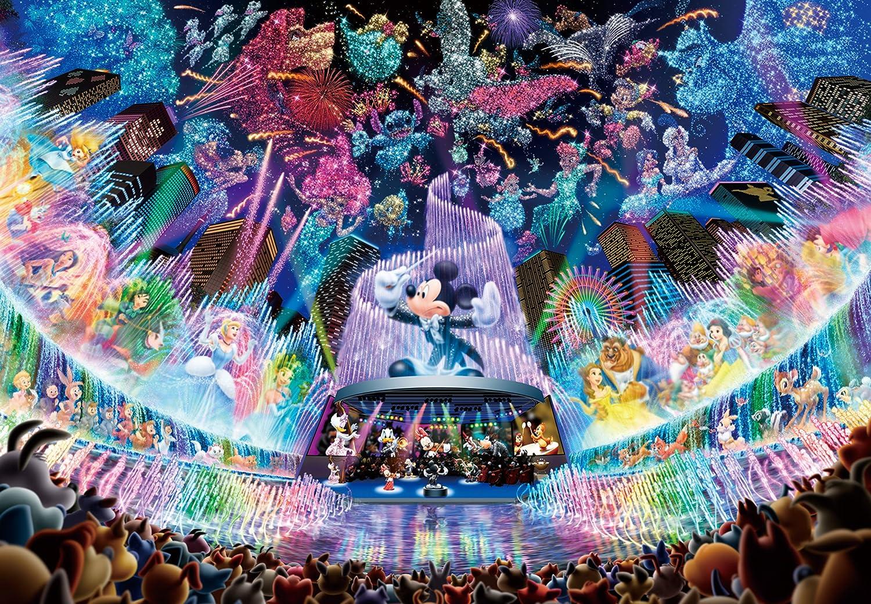 Neu Tenyo Puzzle Puzzle D-1000-410 Disney Mickey Dream Theater 1000 Stück F//S