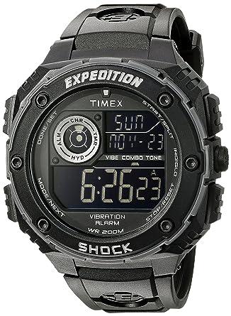 edb519355980 Buy Timex Shock Digital Grey Dial Men s Watch - T49983 Online at Low ...