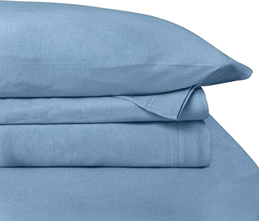 Baltic Linen Super Soft 100/% Cotton Jersey Sheet Set