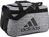side facing adidas diablo duffel