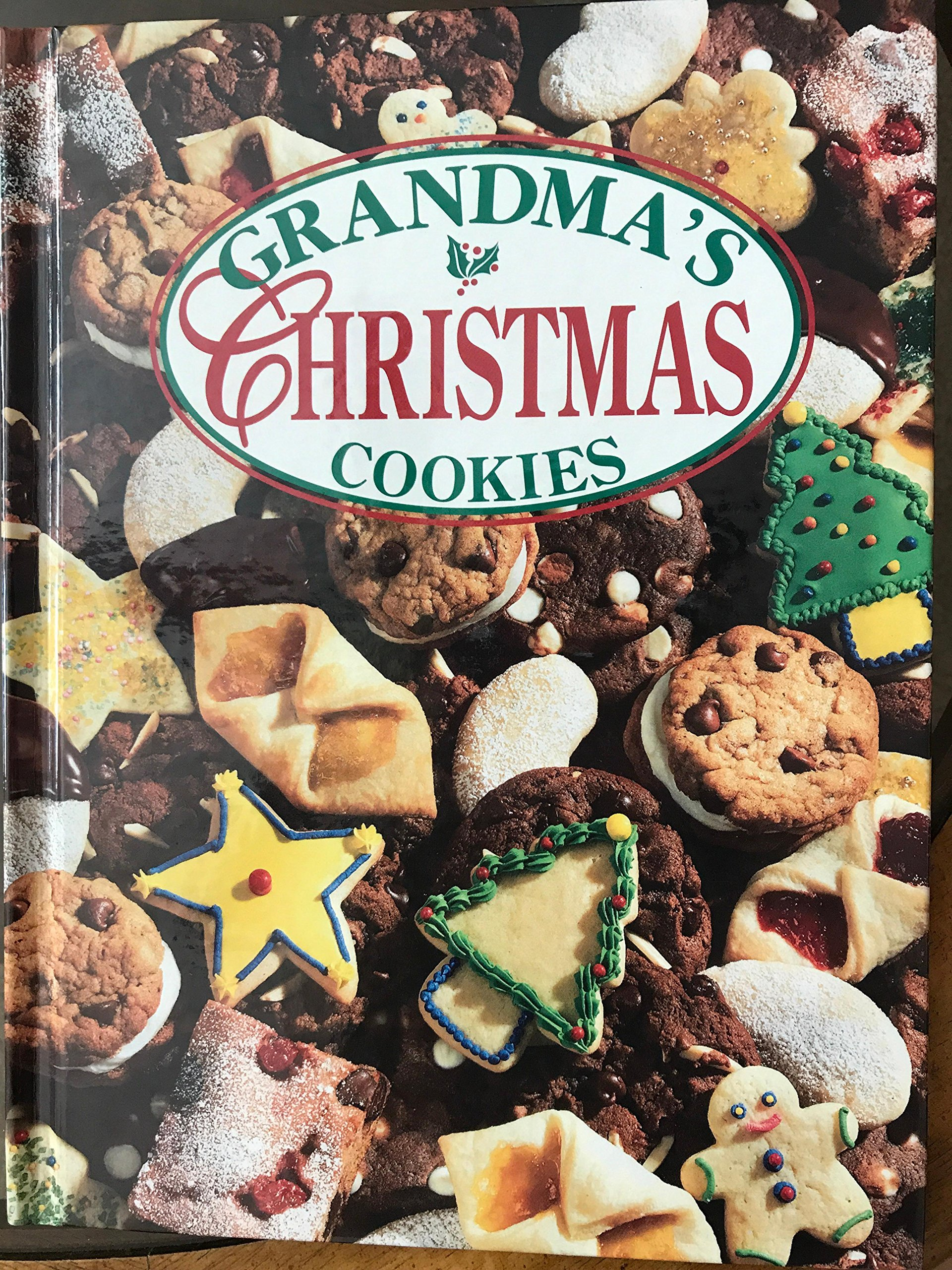 Grandma S Christmas Cookies Title 9780785333128 Amazon Com Books