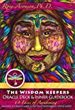 The Wisdom Keepers Oracle Deck: A 65-Card Deck and Guidebook (enhanced color edition)
