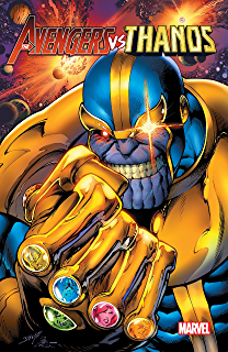 Amazoncom Avengers Vs Thanos Ebook Steve Englehart Don Heck