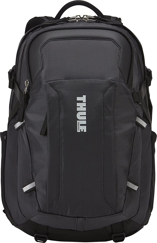 Amazon.com: Thule EnRoute Escort 2 Daypack, 27 L, Black: Sports & Outdoors