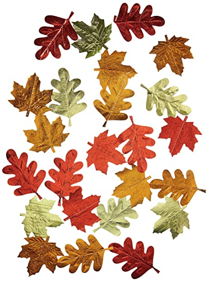 amazon com colors of fall thanksgiving party autumn leaves string