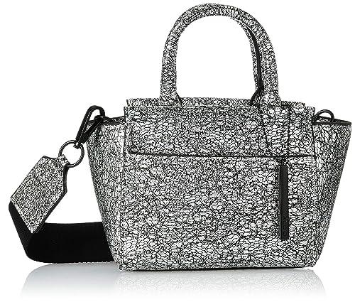 a3b784a7abfa Aldo Women's Sling Bag (Silver): Amazon.in: Shoes & Handbags