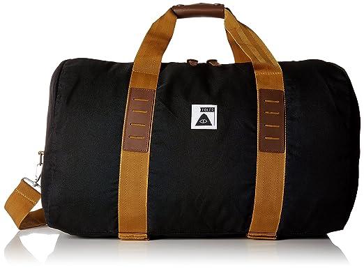 Amazon.com: Poler Men's Carry On Duffel Bag, Black, One Size: Clothing