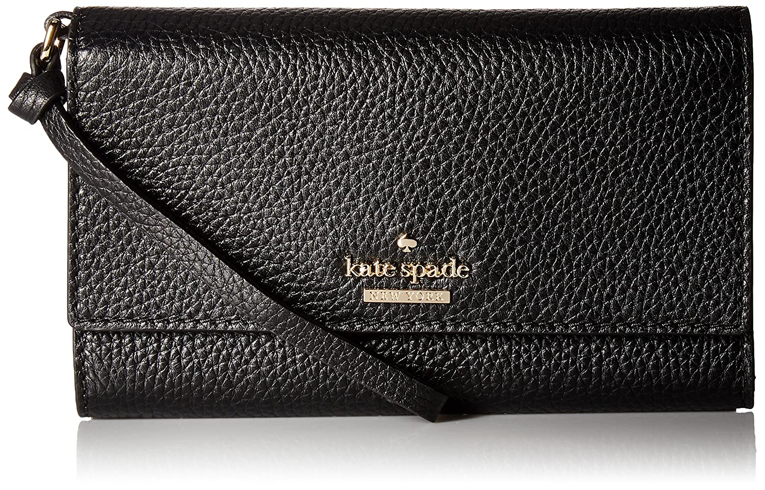 Kate Spade New York Women's Jackson Street Malorie Wallet Black One Size PWRU5666-001