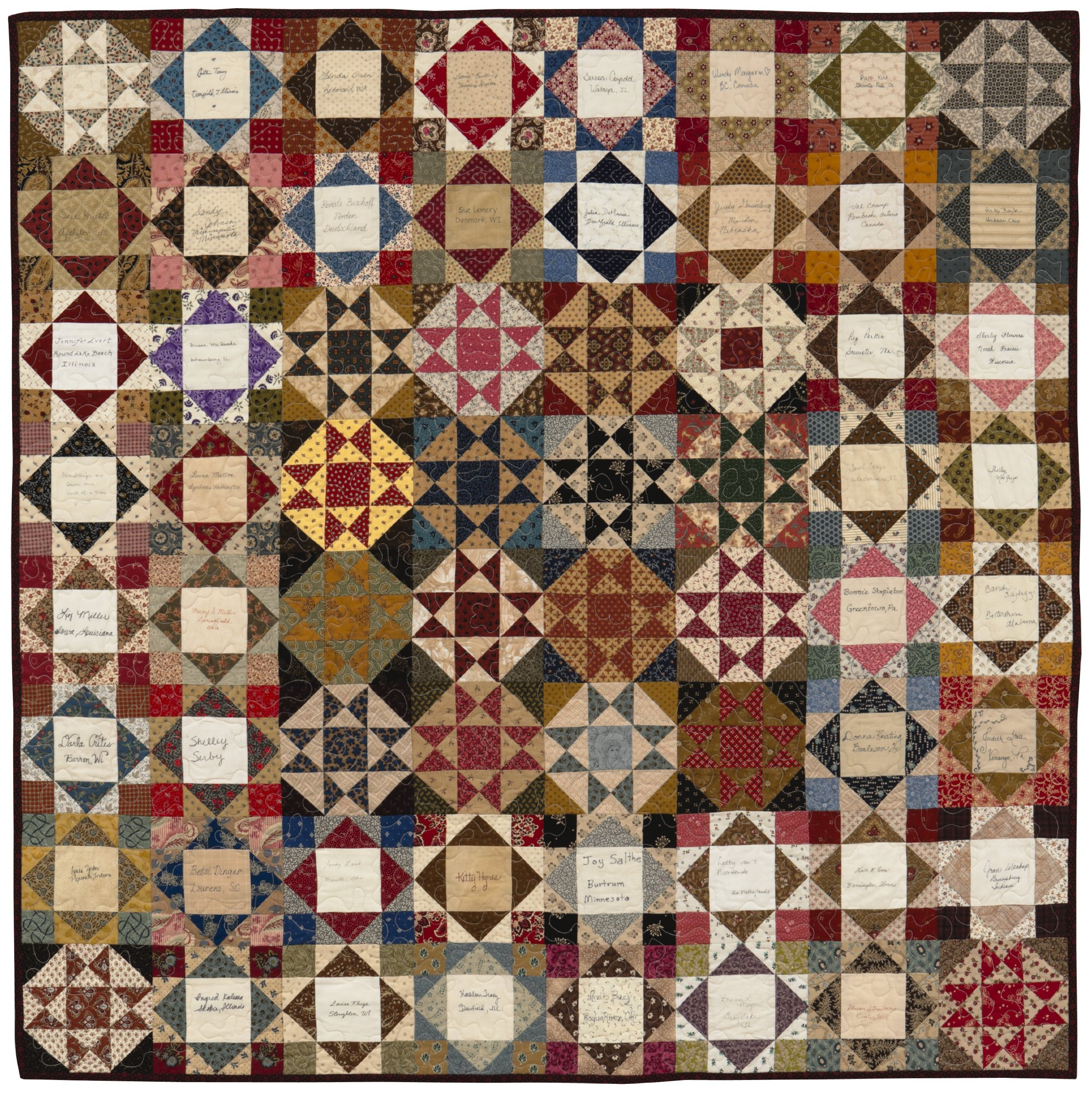 The Civil War Sewing Circle: Quilts and Sewing Accessories ... : civil war quilts history - Adamdwight.com