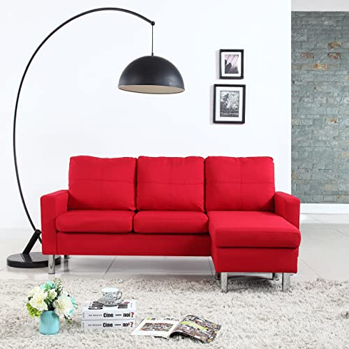 Small Modern Sectional Sofa: Small Sectionals For Apartments: Amazon.com