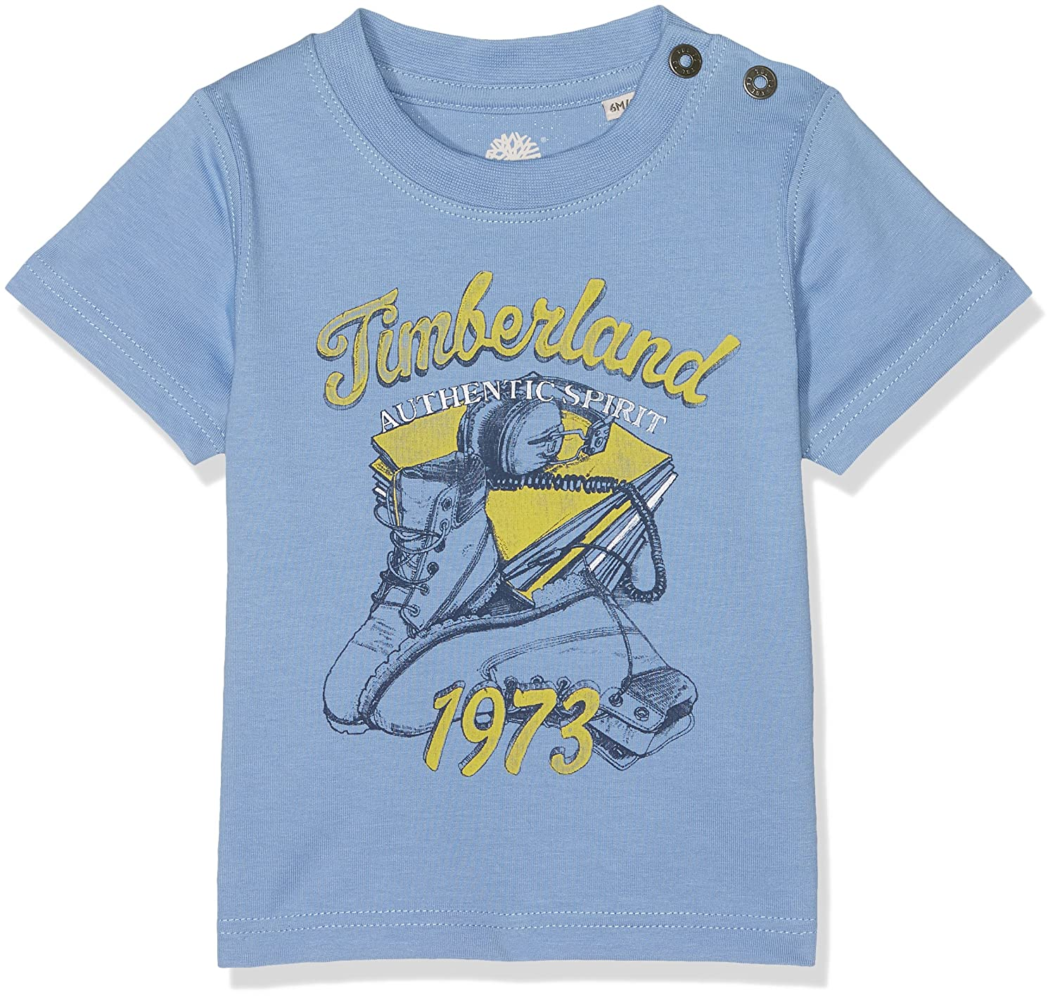 Timberland Baby Boys Manches Courtes T-Shirt