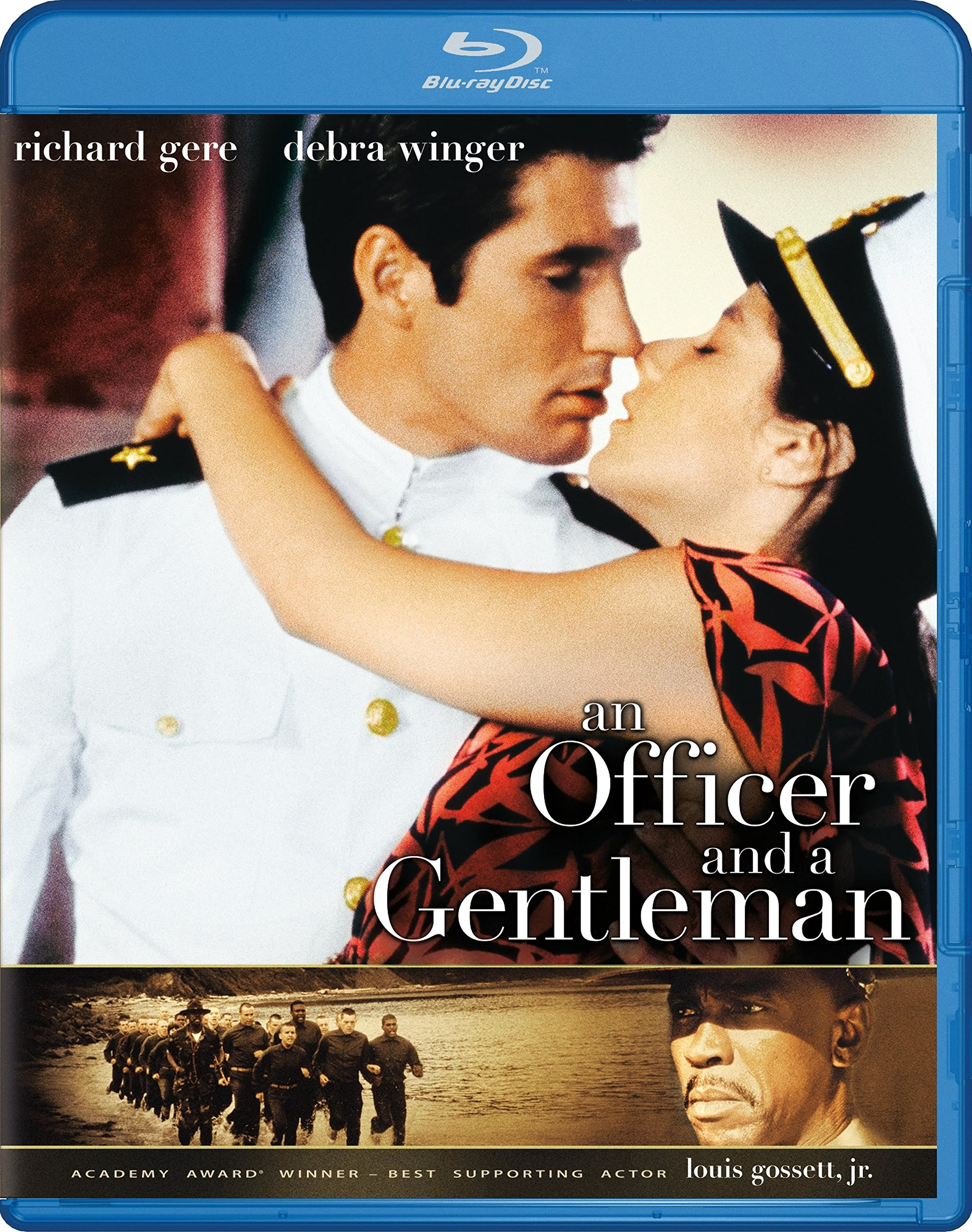 Blu-ray : An Officer and a Gentleman (Widescreen, Dolby, AC-3)