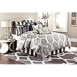 Amazon.com: Michael amini Lucerna Comforter 13 piezas, King ...