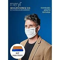 Mascarillas Meryl Skinlife® Force de 100 usos. Kit