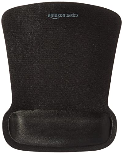 AmazonBasics Gel with Support Rest
