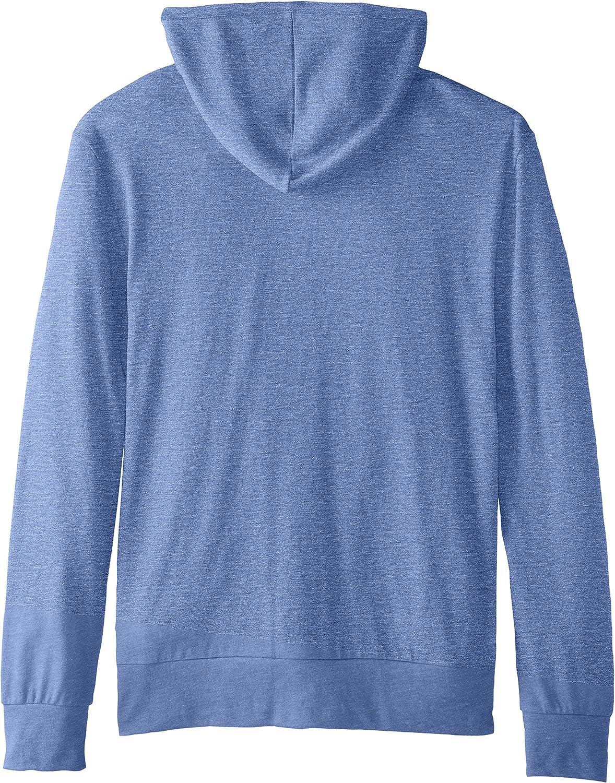 Alternative Mens Eco Zip Hoodie Sweatshirt