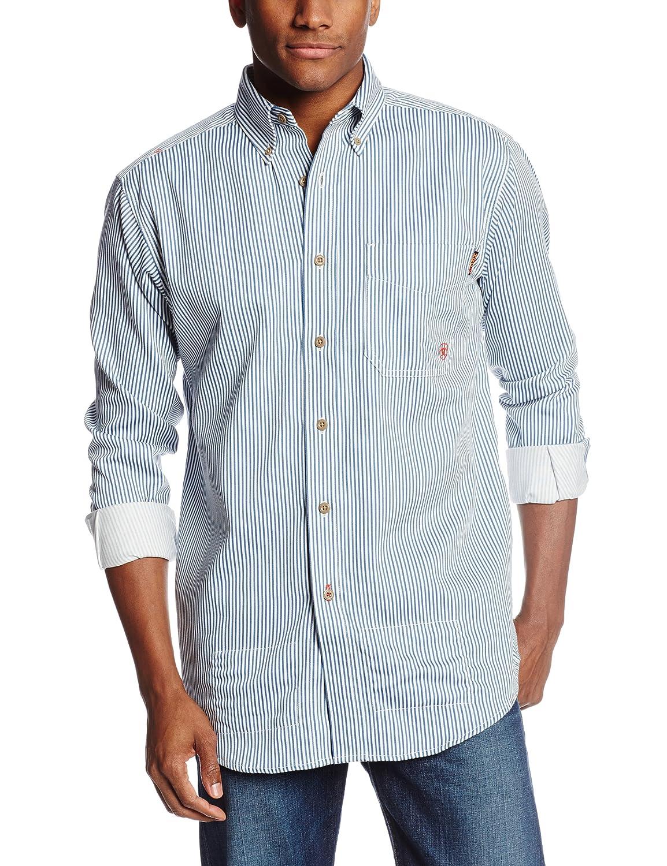ARIAT Mens Fr Edmond Work Shirt 0862S1
