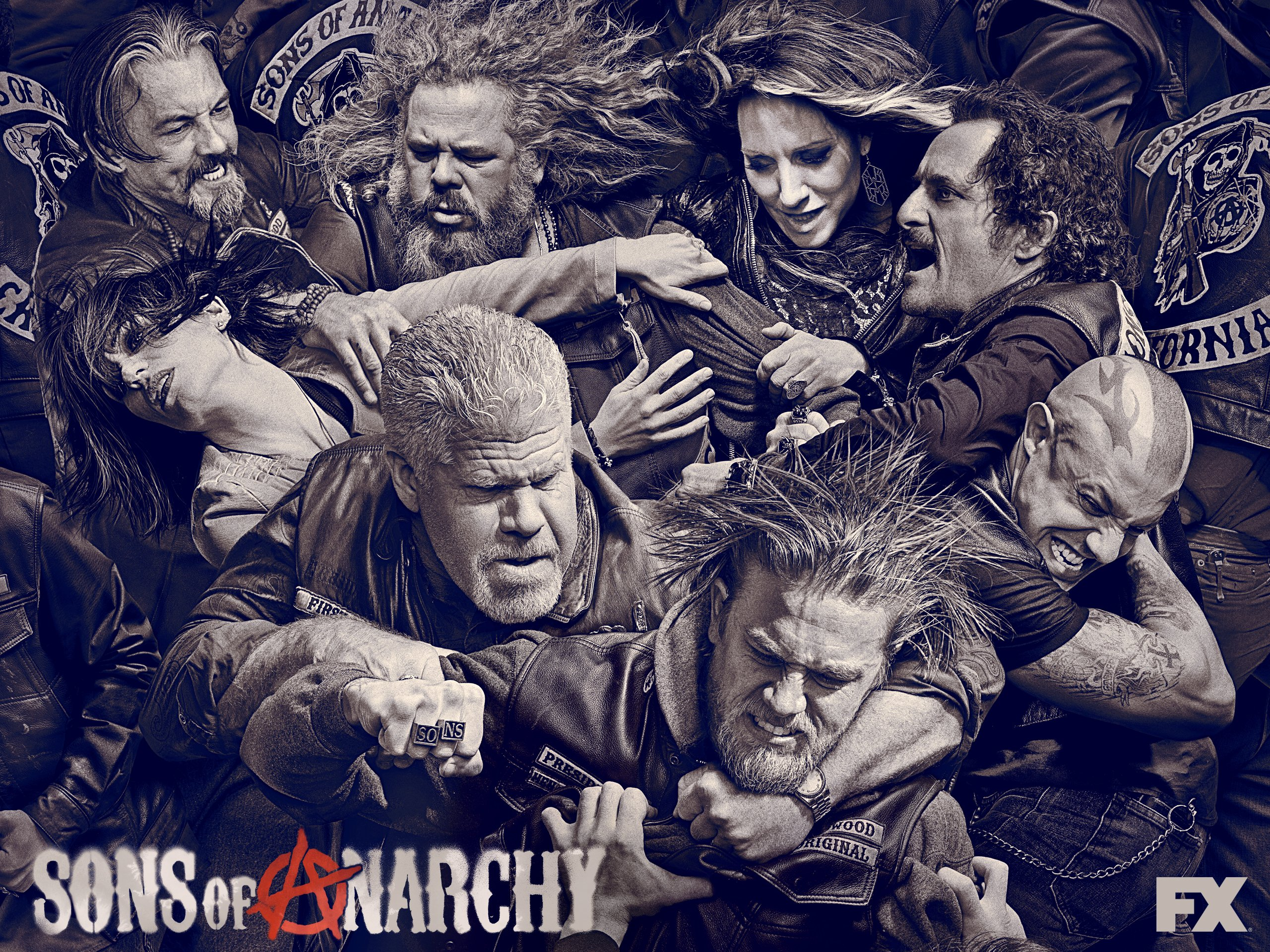 Sons of anarchy ceket