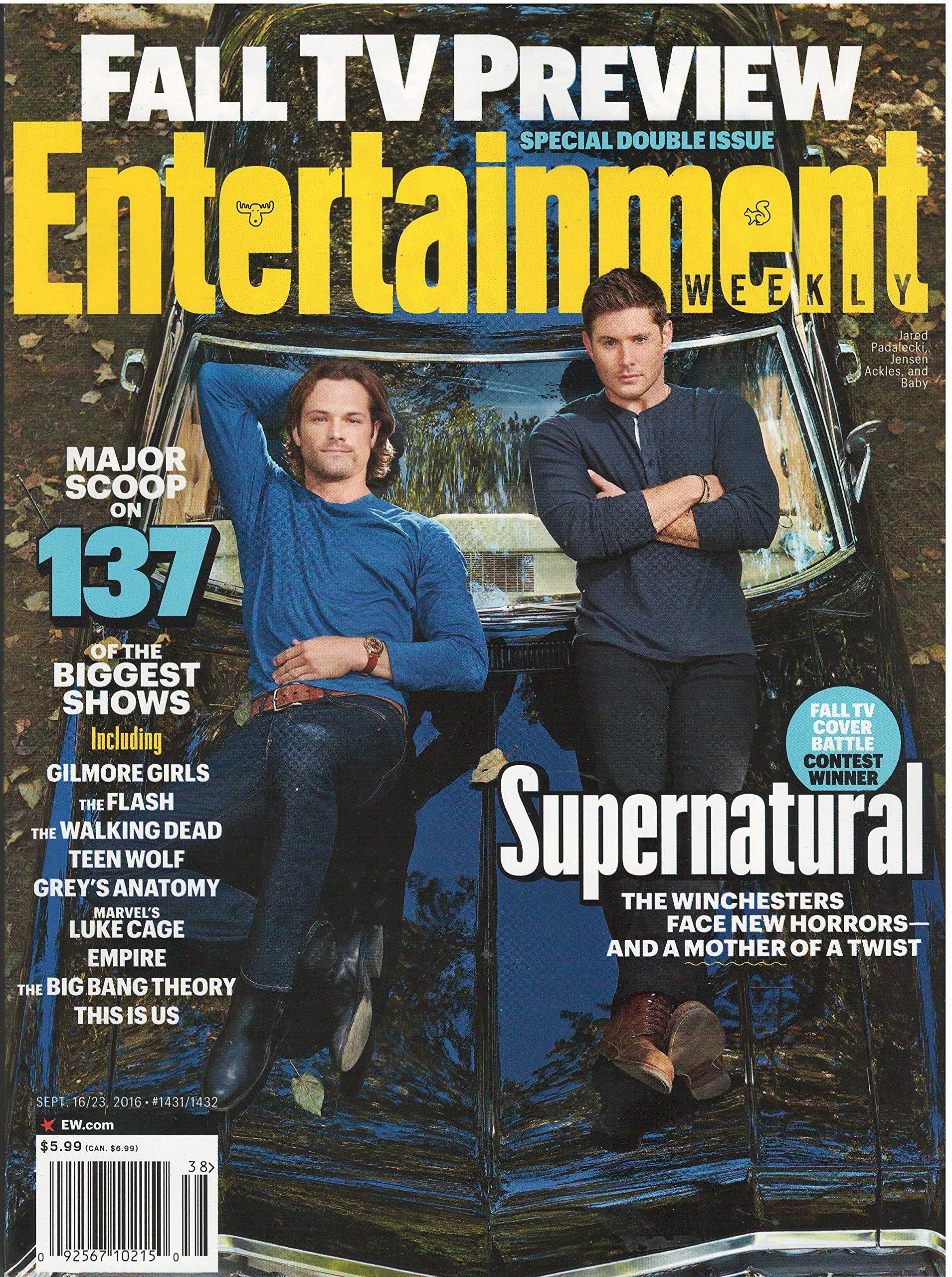 Entertainment Weekly Magazine September 16 - 23 2016 ebook