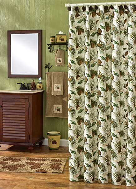 Amazon Park Designs Walk In The Woods Shower Curtain 72 By