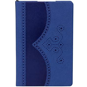 fdb27385f9996e Ted Baker A5 Notebook - Blue  Amazon.co.uk  Office Products
