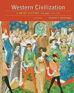 Amazon western civilization volume i to 1715 ebook jackson j western civilization a brief history volume i to 1715 fandeluxe Choice Image