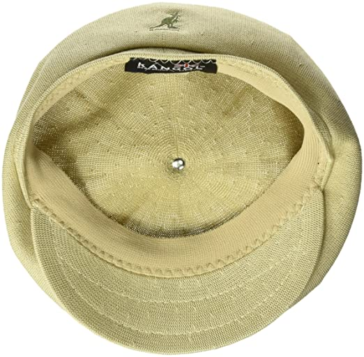 ed704a27d0e Kangol Men s Bamboo Hawker Cap  Amazon.in  Clothing   Accessories