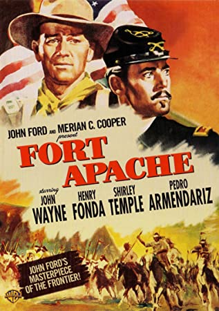 Image result for fort apache poster amazon