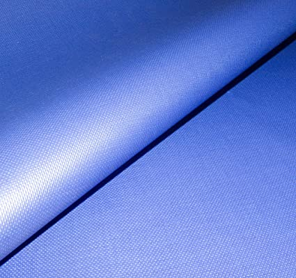 Amazon com: Vinyl Fabric, Blue, 10 Oz  Per Square Yard, 60