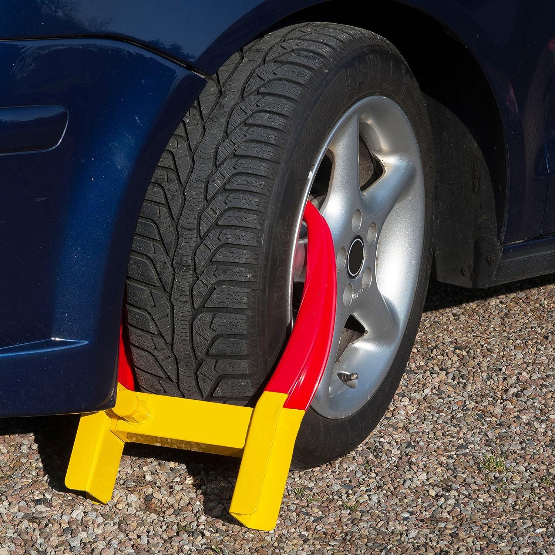 HP-Autozubeh/ör Parkkralle 325 mm Reifen Diebstahlsicherung