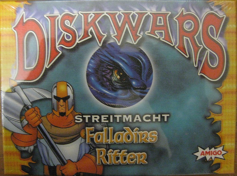 Diskwars 0803 - Falladirs Ritter