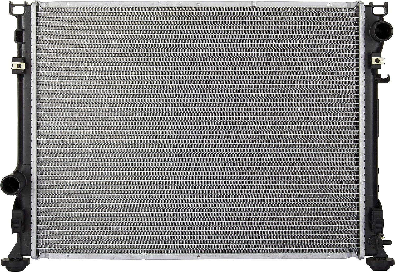 Radiator  Spectra Premium Industries  CU2697