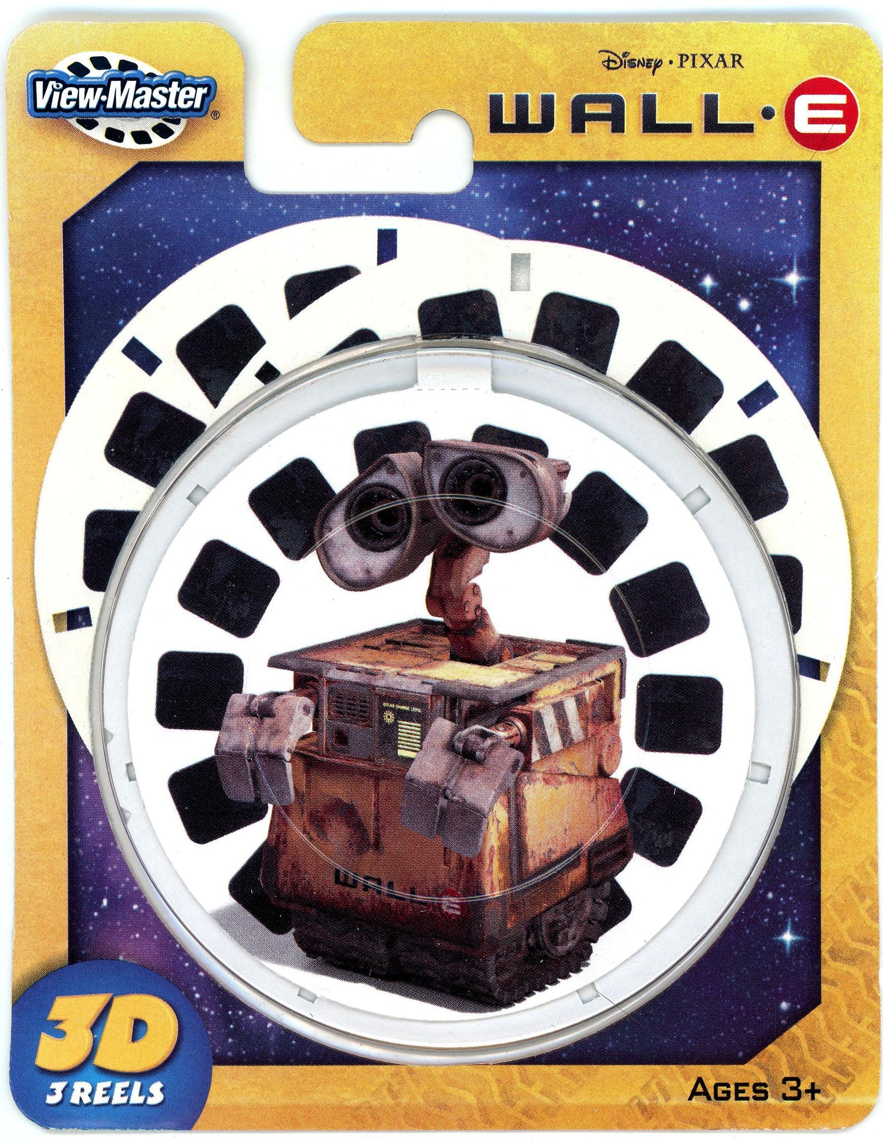 WALL-E View-Master 3D Reels by Fisher-Price (Image #1)
