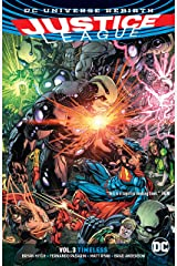 Justice League (2016-2018) Vol. 3: Timeless Kindle Edition