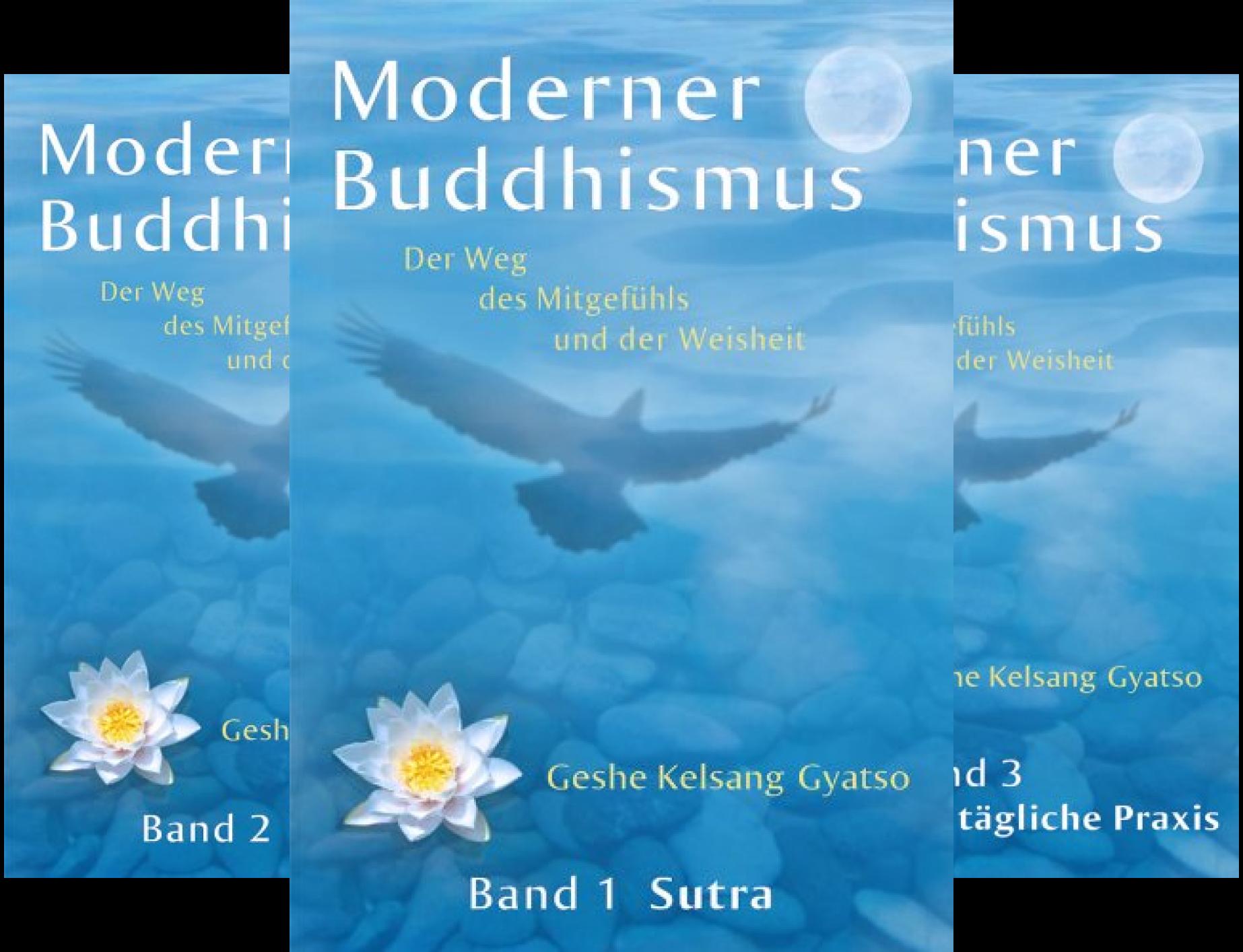 Moderner Buddhismus (Reihe in 3 Bänden)